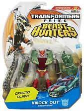 TF PRIME BEASTHUNTERS DELUXE KNOCK OUT HASBRO TRANSFORMERS A-17574 0653569858218