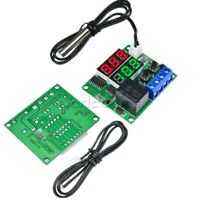 W1209S Dual LED DC 12V Multi-function Cycle Timer Relay Module Delay Time Switch
