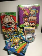 Rugrats Lot of 10 Collectibles