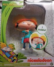 Nickelodeon Hey Arnold! Arnold Bobblehead! Just Play Brand New Still Taped!