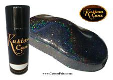 Kustom Canz Rainbow XL Silver 12oz Aerosol Can Custom Paint, HOK, PPG, HOTROD