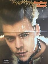Harry Styles One Direction DOUBLE SIDE FOLDED POSTER by Another Man Magazine NEW