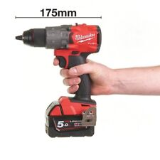 Milwaukee Carburant M18 FPD-2 Perceuse à Percussion avec 2x 5,0 Ah