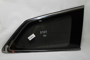 Honda Pilot Rear Right Quarter Glass Window 73500-TG7-A01 OEM A955 16-18 2016, 2