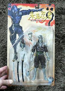 Mirai Ninja Future Ninja SHIRANUI FIGURE CROWD TOY JAPAN
