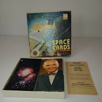 Vintage/Antique 1963 Gelles-Widmer Teach-Me Astronauts Space Cards FULL SET