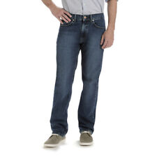 NEW w/tag Mens Lee Premium Select 33/32 Regular Fit Straight Leg Blue Jeans Dyla