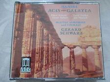 Handel: Acis and Galatea - Schwarz, Kotoski, Gordon, Siebert, Opalach - 2 CD USA