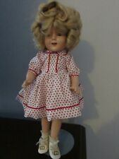 """Shirley Temple, Ideal 16"""" 1930's"""