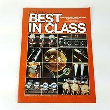Best In Class Book 2 Trombone Bruce Pearson Kjos Sheet Music Paperback Book