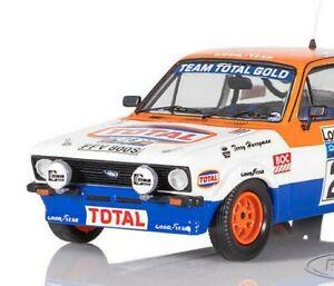 Trofeu 1:43Ford Escort RS 1800 MkII #28 RAC Rally 1979 Wilson/Harryman 1 of 150