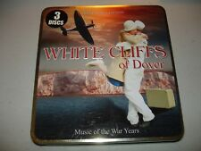 White Cliffs of Dover: Music of the War Years (3 CDs, 2008) Like New