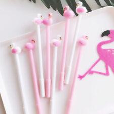 Flamingo Ball Point Pen Cute Cartoon Ballpoint Gel Pen Student Office Stationery