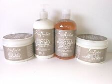 4 SHEA MOISTURE SACHA INCHI OIL OMEGA 3,6,9 RESCUE + REPAIR HAIR CARE PRODUCTS