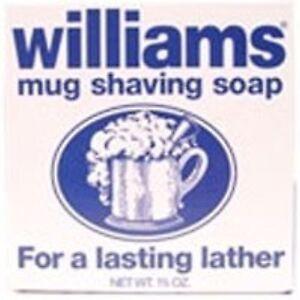 Williams Mug Shaving Soap - 1.7 Oz (Pack Of Three Soaps)