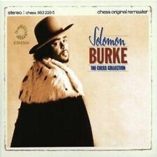 SOLOMON BURKE - CHESS COLLECTION  CD NEW!