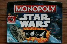 Звездные войны монополии открыть и играть   1 в заводской коробке