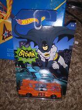 General Lee Dukes of Hazzard Batman classic TV series custom Hot Wheels (