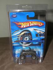 2005 Hot Wheels Collector #167 ATV Dark Green Variation