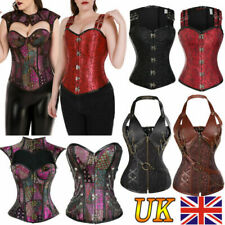 Lace Up Purple Basques & Corsets for Women