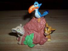 The Disney Store Classics- The Lion King Figurine, Simba, Nala & Zazu