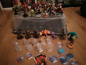 Disney infinity bundle huge bundle of figures