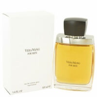 Vera Wang by Vera Wang 3.4 oz 100 ml EDT Cologne Spray for Men New in Box