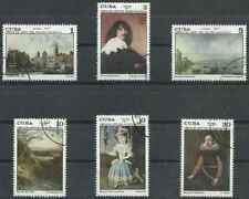 Timbres Arts Tableaux 1981/6 o (32316)