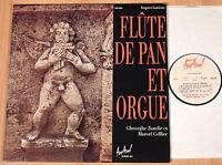 GHEORGHE ZAMFIR - Flute de Pan et Orgue  (FESTIVAL / FOC / LP m-)