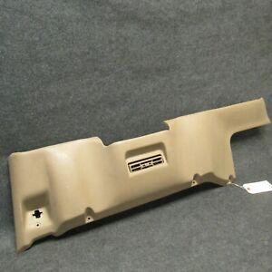 1995-1998 Chevy GMC C/K Truck LH Dashboard Knee Bolster Panel Beige 64C 56628