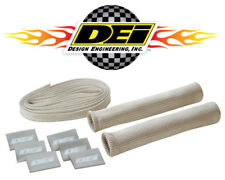 DEI 010702 Protect-A-Boot & Wire Kit - Silver - Plug Wire Heat Insulation 8 Pack