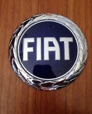 75 mm FIAT DOBLO PUNTO STILO GRANDE PUNTO REAR BADGE EMBLEM LOGO STICKY BACK