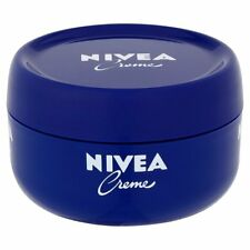 (3 Jars) Nivea Creme Moisturizing Thick ANTI-AGING BODY & FACE Cream 6.8oz EACH