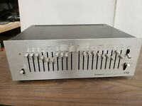Pioneer SG-9500 Vintage Graphic Equalizer- Untested parts/repair unit