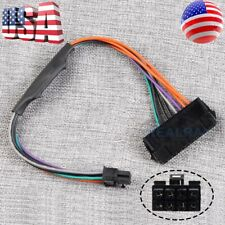 24-Pin to 8-Pin 18AWG ATX Power Supply Adapter Cable for Dell Optiplex Computers