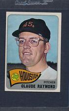 1965 Topps #048 Claude Raymond Astros EX *950