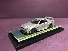 Hot Wheels CUSTOM Nissan Skyline R34 Ztune Nismo