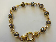 Pearl Yellow Gold Plated Fine Jewellery