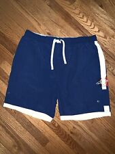 NEW NWOT Tommy Hilfiger Swim Trunks Men's Bathing Suit Flag XXL Shorts