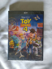 Toy Story 4 (Dvd, 2019) Disney Brand New Pixar + Free shipping