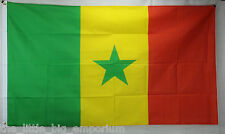 Big 1.5 Metre Republic of Senegal Large New Flag 3x5ft Senegalese