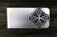 Celtic Cross Money Clip | Men's Accessories | Made in USA