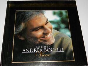 K2HD CD Andrea Bocelli - Vivere ...The Best Of ...