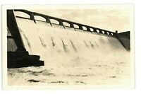 RPPC Grand Coulee Dam WA Washington Real Photo Postcard