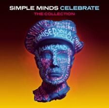 SIMPLE MINDS - Celebrate - The Collection CD *NEW & SEALED*