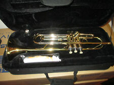 OXFORD TRUMPET with PADDED HARD CASE - GREAT STUDENT MODEL
