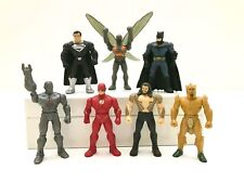 NEW Justice League Movie Mighty Minis SERIES 2 Complete with FLASH Masked Cyborg