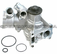 MERCEDES BENZ  W202 124 300E E320 Engine Water Pump w/ Gasket & Metal Impeller