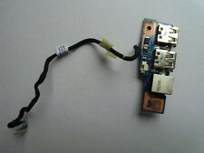 Original USB Connector Board packard bell tj61 tj65