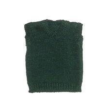 1/6 Phicen, Hot Toys, Kumik, Cy Girl, ZC, NT - Female Darkgreen V-Neck Sweater